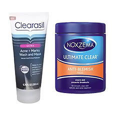 Acne and Wrinkle Care