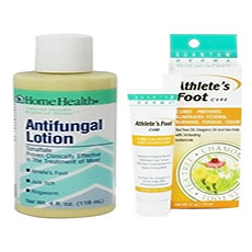 Athletes and Anti-Fungal