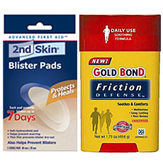 Blisters & Bunion pads