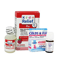 Childrens Cough, Cold and Flu Medicine