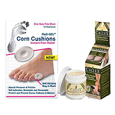 Corn and Callus Treatments