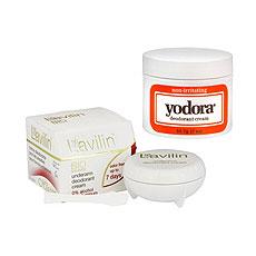 Deodorant Creams