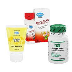Homeopathic Analgesics
