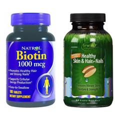 Skin, Hair and Nails Vitamins