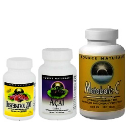 Source Naturals Anti-Oxidants