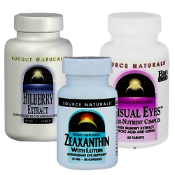 Source Naturals Eye Support
