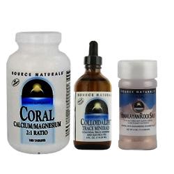Source Naturals Minerals