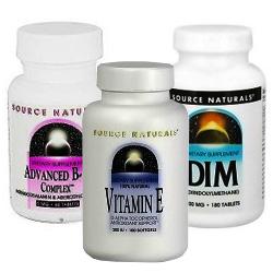 Source Naturals Vitamins