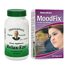 Mood and Stress Relaxers