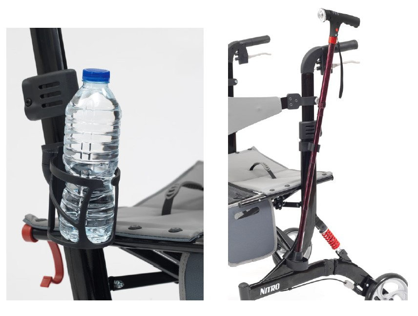 Drive Medical Rollator Accessories