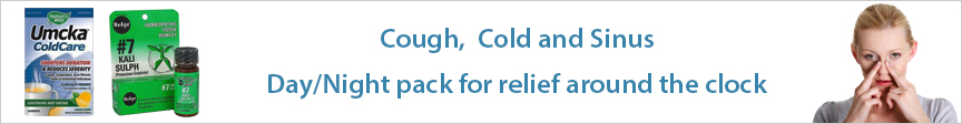 Cough, Cold and Sinus