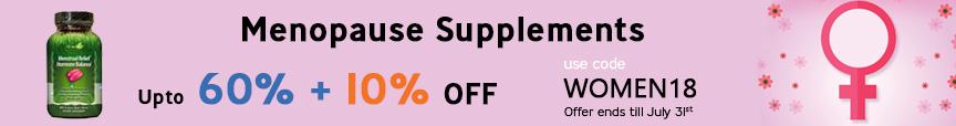 Menopause Supplements