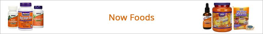 Now Foods