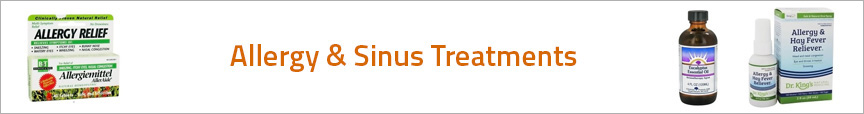 Allergy & Sinus Treatments