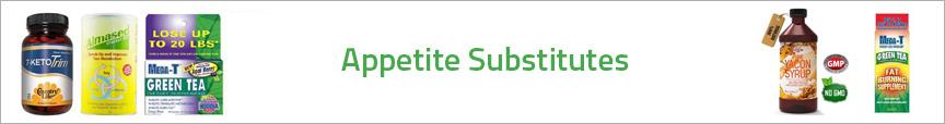 Appetite Substitutes