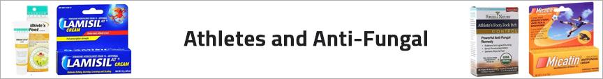 Athletes and Anti-Fungal