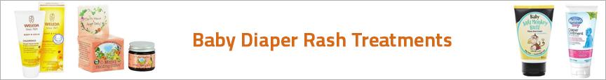 Baby Diaper Rash Treatments