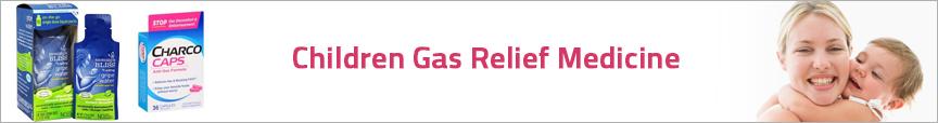 Children Gas Relief Medicine