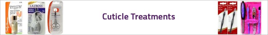Cuticle Treatments