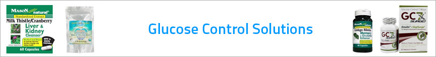 Glucose Control Solutions