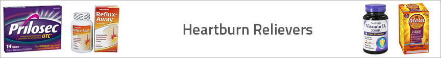 Heartburn Relievers