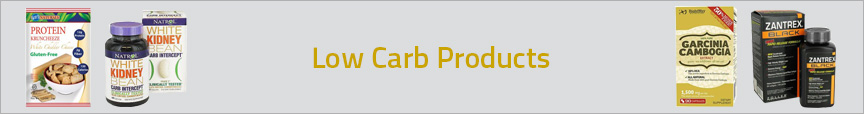 Low Carb Products