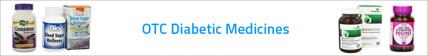 OTC Diabetic Medicines