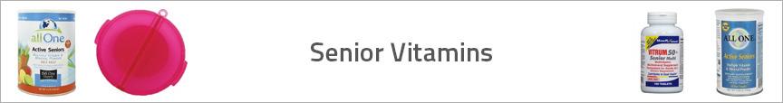 Senior Vitamins