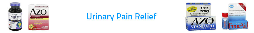 Urinary Pain Relief