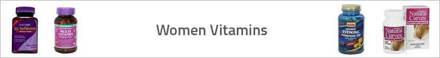 Women Vitamins
