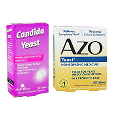 Yeast Infection, Itch Relief