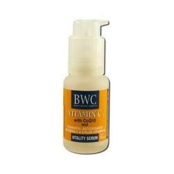 Bwc vitamin c with coq10 vitality serum - 1 oz