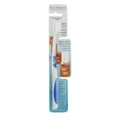 Ecodent terradent med5 replaceable head toothbrush plus refill - 1 ea ,6 pack