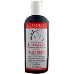 Ecodent  ultimate daily mouth rinse - 8 oz