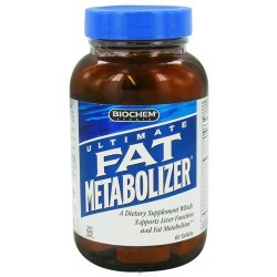 Biochem ultimate fat metabolizer caps - 60 ea