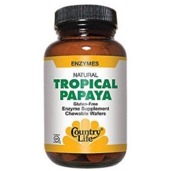 Natural tropical papaya - 500 ea
