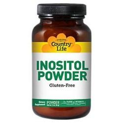 Country Life Inositol Powder - 2 oz