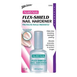 Nutra nail flex-shield nail hardener - 0.5 oz (15 ml)