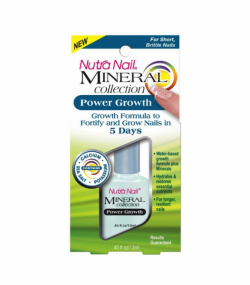 Nutra nail mineral care power growth - 0.45 oz