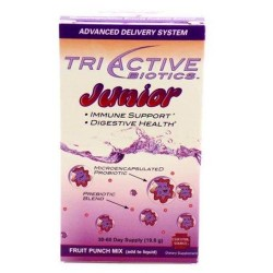 Tri active junior fruit punch by essential source - 60 ea