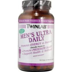Twinlab mens ultra daily caps  - 120 ea