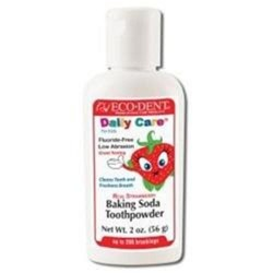 Eco dent kids daily care toothpowder - 2 ea