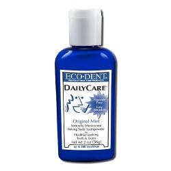 Eco dent daily care tooth powder mint- 2 oz