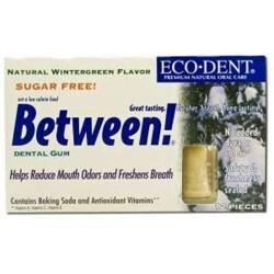Eco dent between dental gum wire shelf counter display - 72 ea