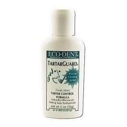 Eco-Dent Tartarguard Toothpowder, Fresh Mint - 2 oz
