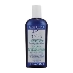 Eco-dent Ultimate Essential Daily Rinse Mint Mouth Care - 8 oz