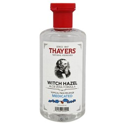 Thayers Natural towelette skin tone improvement facial cleanser - 30ct