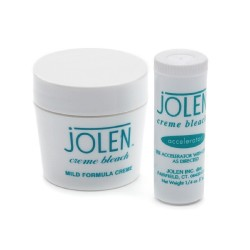 Jolen creme bleach, mild formula plus aloe vera regular - 1 oz