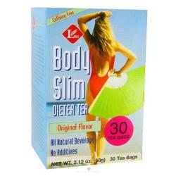 Uncle lees body slim dieter tea original flavor - 30 bags