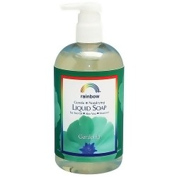 Rainbow Research Gardenia Scent Gentle Nondrying Liquid Soap - 16 oz